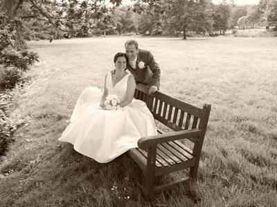 Wedding at The Elvetham